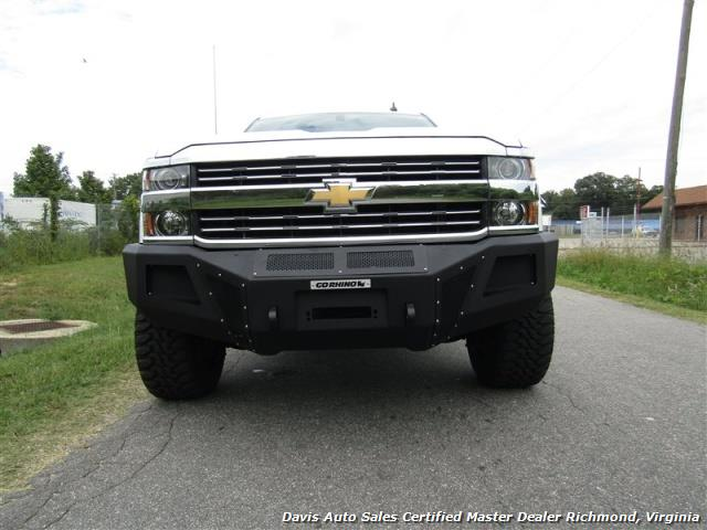 2015 Chevrolet Silverado 2500 HD LT 6.6 Duramax Diesel Lifted Crew Cab Short Bed - Photo 3 - Richmond, VA 23237