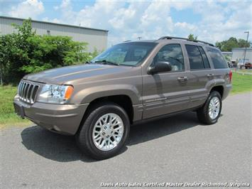 2002 Jeep Grand Cherokee Limited 4X4 SUV