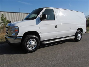 2013 Ford E-Series Cargo E-250 Van