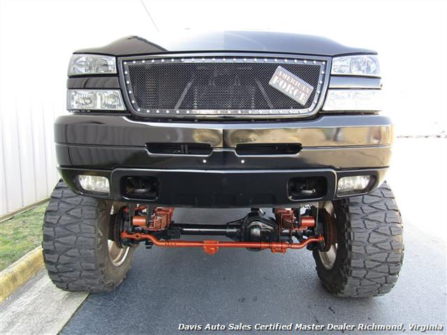 2003 Chevrolet Silverado 2500 LT Duramax Diesel Lifted 4X4 Crew Cab Short Bed - Photo 36 - Richmond, VA 23237