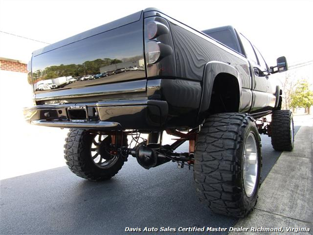 2003 Chevrolet Silverado 2500 LT Duramax Diesel Lifted 4X4 Crew Cab Short Bed - Photo 42 - Richmond, VA 23237