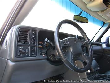 2003 Chevrolet Silverado 2500 LT Duramax Diesel Lifted 4X4 Crew Cab Short Bed - Photo 20 - Richmond, VA 23237