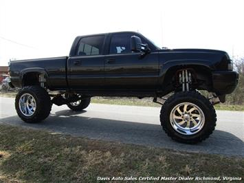 2003 Chevrolet Silverado 2500 LT Duramax Diesel Lifted 4X4 Crew Cab Short Bed - Photo 9 - Richmond, VA 23237