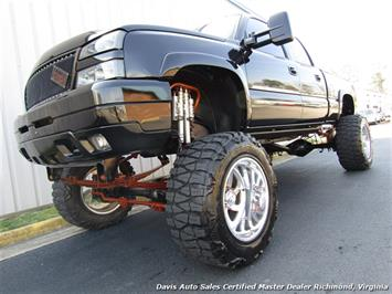 2003 Chevrolet Silverado 2500 LT Duramax Diesel Lifted 4X4 Crew Cab Short Bed - Photo 35 - Richmond, VA 23237