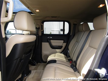 2007 Hummer H3 H3X Limited Edition Fully Loaded 4X4 - Photo 9 - Richmond, VA 23237