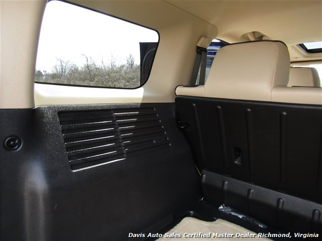 2007 Hummer H3 H3X Limited Edition Fully Loaded 4X4 - Photo 27 - Richmond, VA 23237
