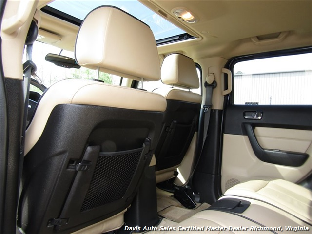 2007 Hummer H3 H3X Limited Edition Fully Loaded 4X4 - Photo 23 - Richmond, VA 23237