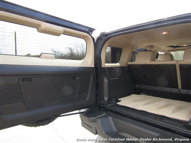 2007 Hummer H3 H3X Limited Edition Fully Loaded 4X4 - Photo 24 - Richmond, VA 23237