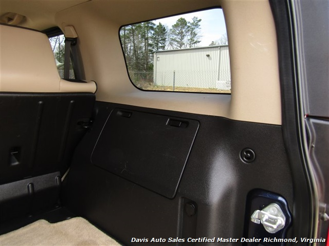2007 Hummer H3 H3X Limited Edition Fully Loaded 4X4 - Photo 26 - Richmond, VA 23237