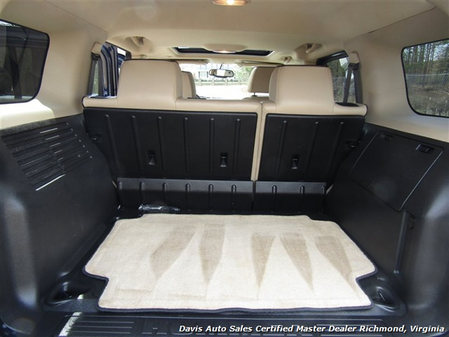 2007 Hummer H3 H3X Limited Edition Fully Loaded 4X4 - Photo 25 - Richmond, VA 23237