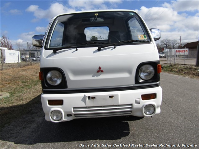 1991 Mitsubishi Mini Cab 12 Valve TD Right Side Drive Manual Shift - Photo 16 - Richmond, VA 23237