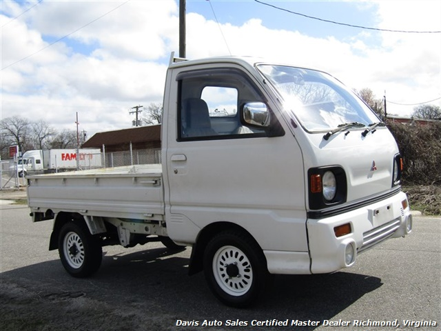 1991 Mitsubishi Mini Cab 12 Valve TD Right Side Drive Manual Shift - Photo 15 - Richmond, VA 23237