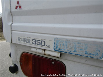 1991 Mitsubishi Mini Cab 12 Valve TD Right Side Drive Manual Shift - Photo 12 - Richmond, VA 23237
