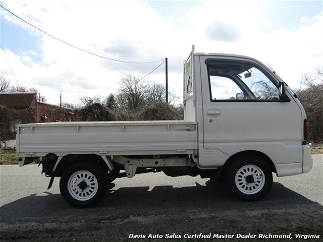 1991 Mitsubishi Mini Cab 12 Valve TD Right Side Drive Manual Shift - Photo 14 - Richmond, VA 23237