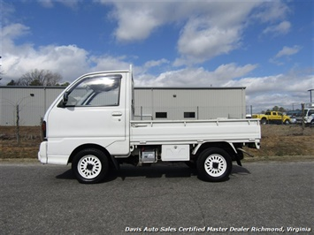 1991 Mitsubishi Mini Cab 12 Valve TD Right Side Drive Manual Shift - Photo 2 - Richmond, VA 23237