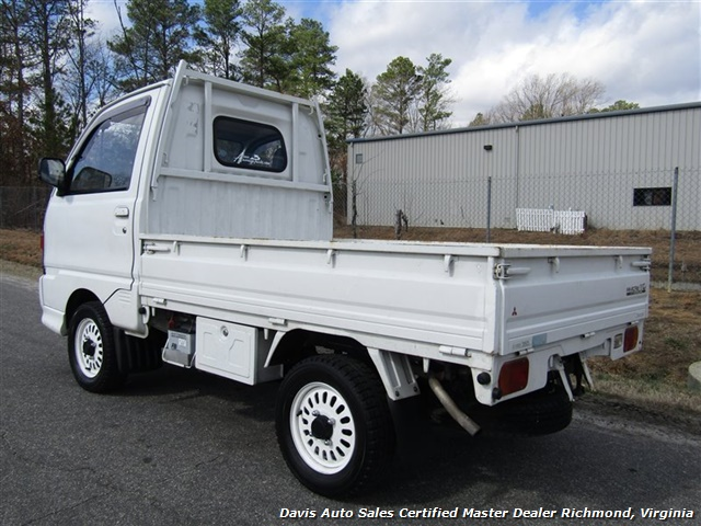 1991 Mitsubishi Mini Cab 12 Valve TD Right Side Drive Manual Shift - Photo 3 - Richmond, VA 23237