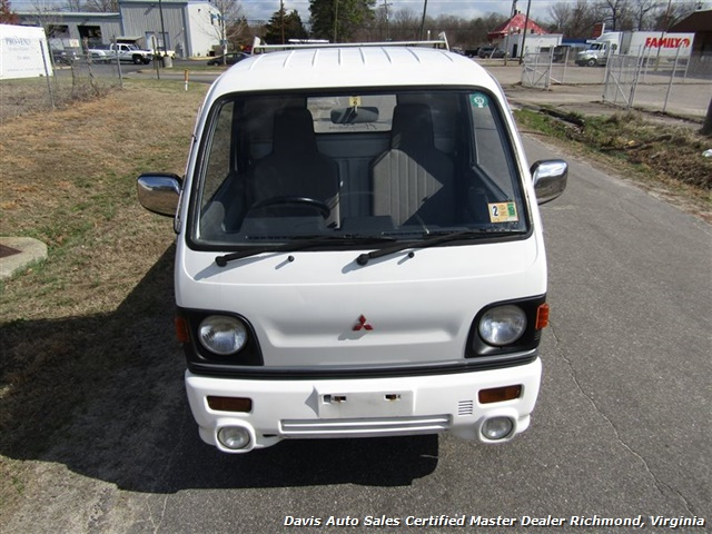 1991 Mitsubishi Mini Cab 12 Valve TD Right Side Drive Manual Shift - Photo 22 - Richmond, VA 23237