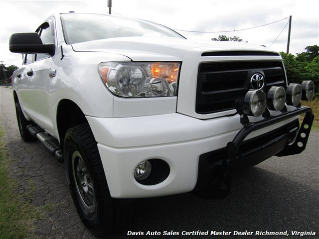 2011 Toyota Tundra Grade TRD Rock Warrior SR5 Leveled Lifted 4X4 CrewMax 5.7 iForce - Photo 32 - Richmond, VA 23237