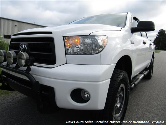 2011 Toyota Tundra Grade TRD Rock Warrior SR5 Leveled Lifted 4X4 CrewMax 5.7 iForce - Photo 33 - Richmond, VA 23237
