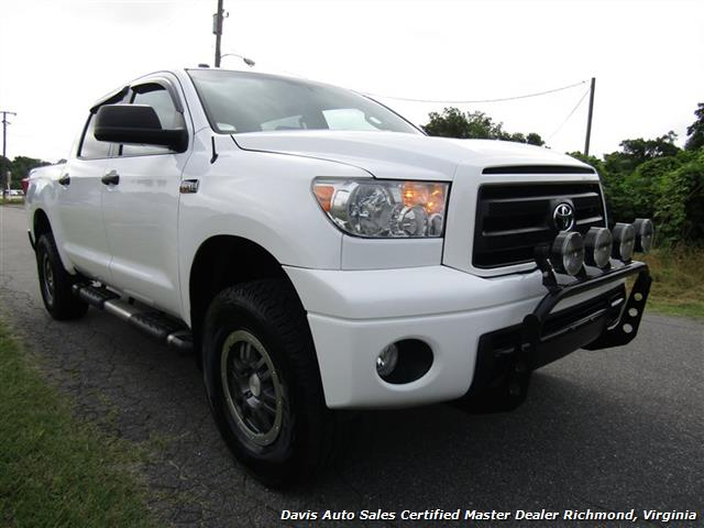 2011 Toyota Tundra Grade TRD Rock Warrior SR5 Leveled Lifted 4X4 CrewMax 5.7 iForce - Photo 13 - Richmond, VA 23237