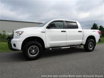 2011 Toyota Tundra Grade TRD Rock Warrior SR5 Leveled Lifted 4X4 CrewMax 5.7 iForce - Photo 2 - Richmond, VA 23237