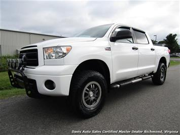 2011 Toyota Tundra Grade TRD Rock Warrior SR5 Leveled Lifted 4X4 CrewMax 5.7 iForce - Photo 1 - Richmond, VA 23237