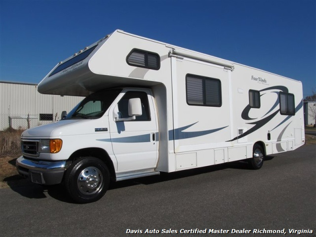 2007 Ford E450 Super Duty Four Winds 29r 5000 Edition Motor Home