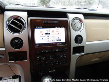 2012 Ford F-150 Lariat 4X4 Loaded SuperCrew Cab Short Bed - Photo 7 - Richmond, VA 23237