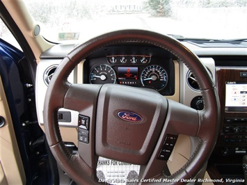 2012 Ford F-150 Lariat 4X4 Loaded SuperCrew Cab Short Bed - Photo 6 - Richmond, VA 23237