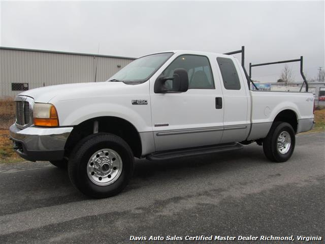 2000 Ford F-250 Super Duty XLT 4X4 Quad/Extended Cab