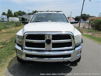 2013 Dodge Ram 5500 HD SLT Cummins Diesel Flat Bed Rollback Wrecker - Photo 25 - Richmond, VA 23237