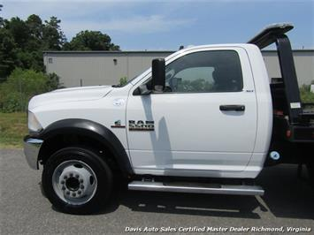2013 Dodge Ram 5500 HD SLT Cummins Diesel Flat Bed Rollback Wrecker - Photo 29 - Richmond, VA 23237