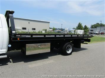 2013 Dodge Ram 5500 HD SLT Cummins Diesel Flat Bed Rollback Wrecker - Photo 3 - Richmond, VA 23237