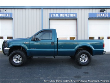 2001 Ford F-250 Super Duty XL 7.3 Diesel Lifted 4X4 Regular Cab LB - Photo 2 - Richmond, VA 23237