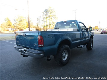 2001 Ford F-250 Super Duty XL 7.3 Diesel Lifted 4X4 Regular Cab LB - Photo 11 - Richmond, VA 23237