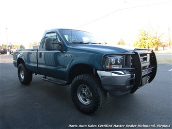 2001 Ford F-250 Super Duty XL 7.3 Diesel Lifted 4X4 Regular Cab LB - Photo 12 - Richmond, VA 23237