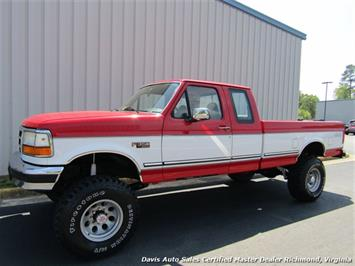 1996 Ford F-350 Super Duty XLT OBS Lifted 4X4 Dana 60 Quad Cab LB Truck