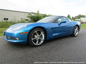 2008 Chevrolet Corvette Z51 L53 C6 Removable Glass Top Sports Car Coupe