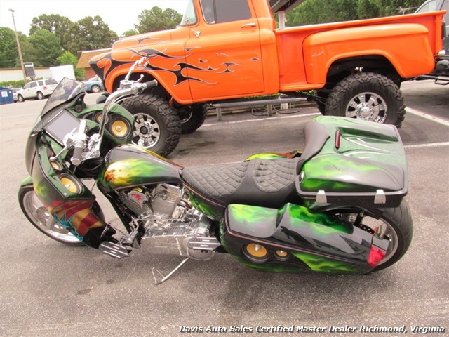 2008 Big Bear Custom Chopper Motorcycle - Photo 4 - Richmond, VA 23237