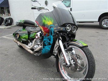 2008 Big Bear Custom Chopper Motorcycle - Photo 24 - Richmond, VA 23237