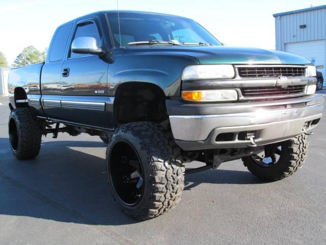 8 Door Truck >> Davis Auto Sales - Photos for 2002 Chevrolet Silverado 1500 LS (SOLD)