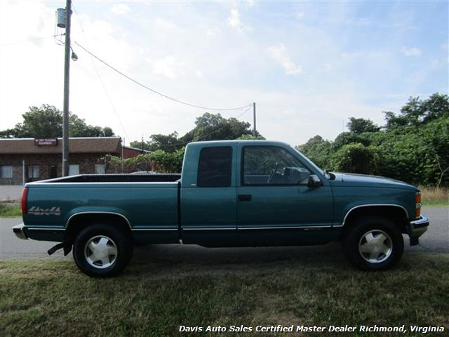 1997 Chevrolet Silverado C/K 10 4X4 Extended Cab Short Bed - Photo 12 - Richmond, VA 23237