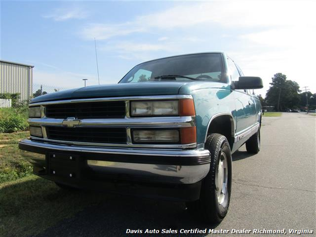 1997 Chevrolet Silverado C/K 10 4X4 Extended Cab Short Bed - Photo 16 - Richmond, VA 23237