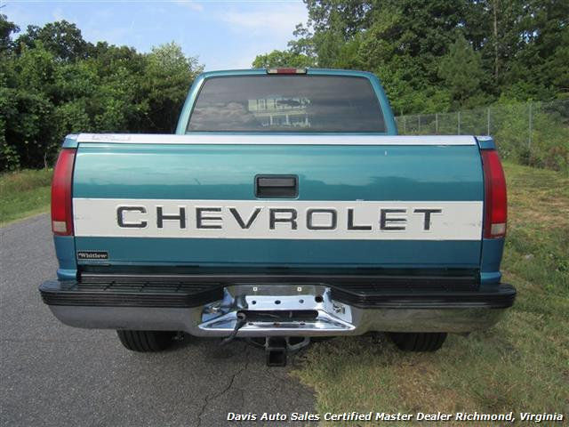 1997 Chevrolet Silverado C/K 10 4X4 Extended Cab Short Bed - Photo 4 - Richmond, VA 23237