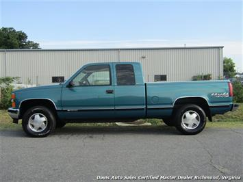 1997 Chevrolet Silverado C/K 10 4X4 Extended Cab Short Bed - Photo 2 - Richmond, VA 23237
