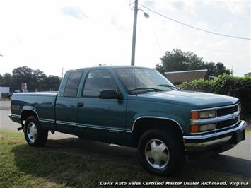 1997 Chevrolet Silverado C/K 10 4X4 Extended Cab Short Bed - Photo 13 - Richmond, VA 23237