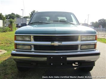 1997 Chevrolet Silverado C/K 10 4X4 Extended Cab Short Bed - Photo 14 - Richmond, VA 23237