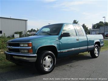 1997 Chevrolet Silverado C/K 10 4X4 Extended Cab Short Bed - Photo 1 - Richmond, VA 23237