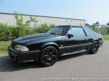1987 Ford Mustang GT Hatchback