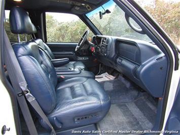 1999 Chevrolet Tahoe LT 4X4 Loaded - Photo 23 - Richmond, VA 23237